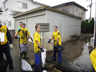 More than 16,000 LDS volunteers have given 157,292 hours of service in Japan following a earthquake and tsunami on March 12.