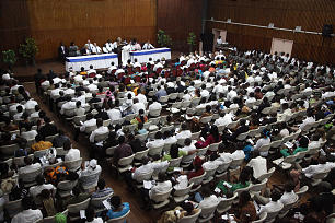 The 3000th stake in Sierra Leone is created.