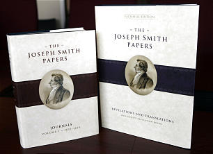 Volumes of the Joseph Smith Papers Project.