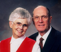 Shirley and L. Aldin Porter