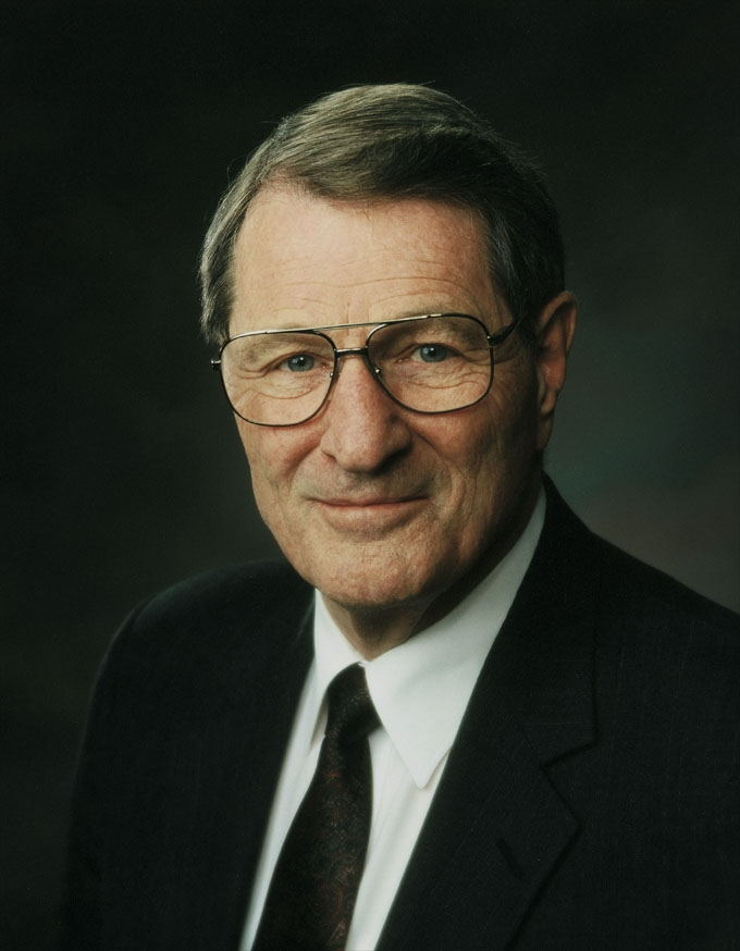 Elder Neal A. Maxwell was a member of the Quorum of the Twelve when he died in 2004.