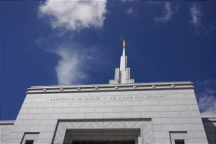 The Tegucigalpa Honduras Temple open house received more than 100,000 visitors in the first two weeks, beginning Feb. 9 and continuing through March 2 prior to its dedication on March 17.