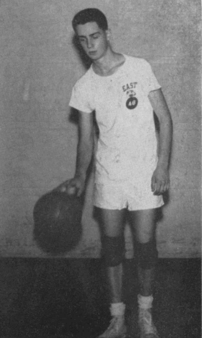Henry B. Eyring was a basketball player at East High School.