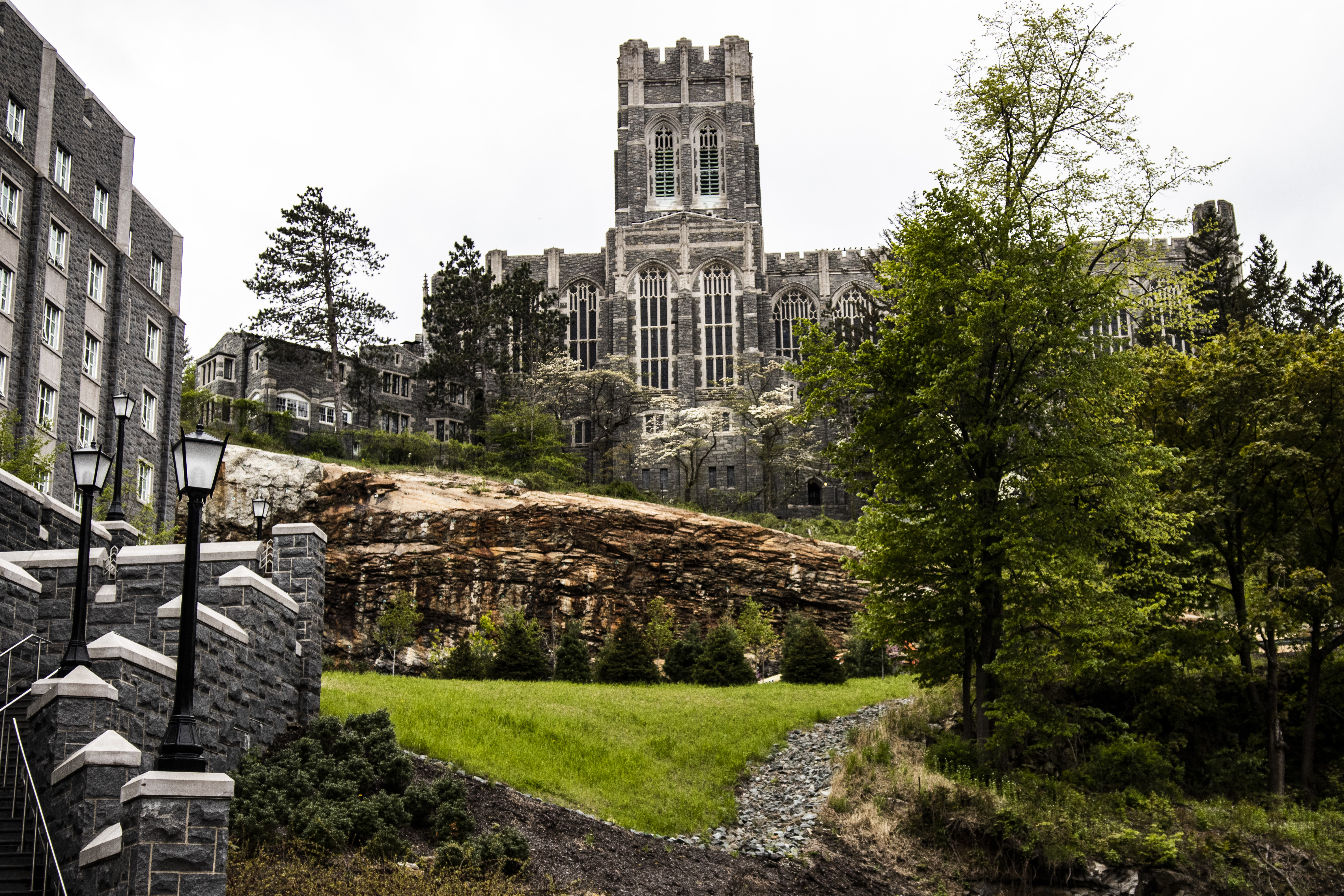 The historic U.S. Military Academy is home to more to dozens Latter-day Saint cadets.