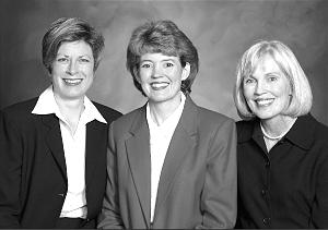Julie B. Beck, Susan W. Tanner and Elaine S. Dalton served in the general Young Women presidency from 2002-2007.