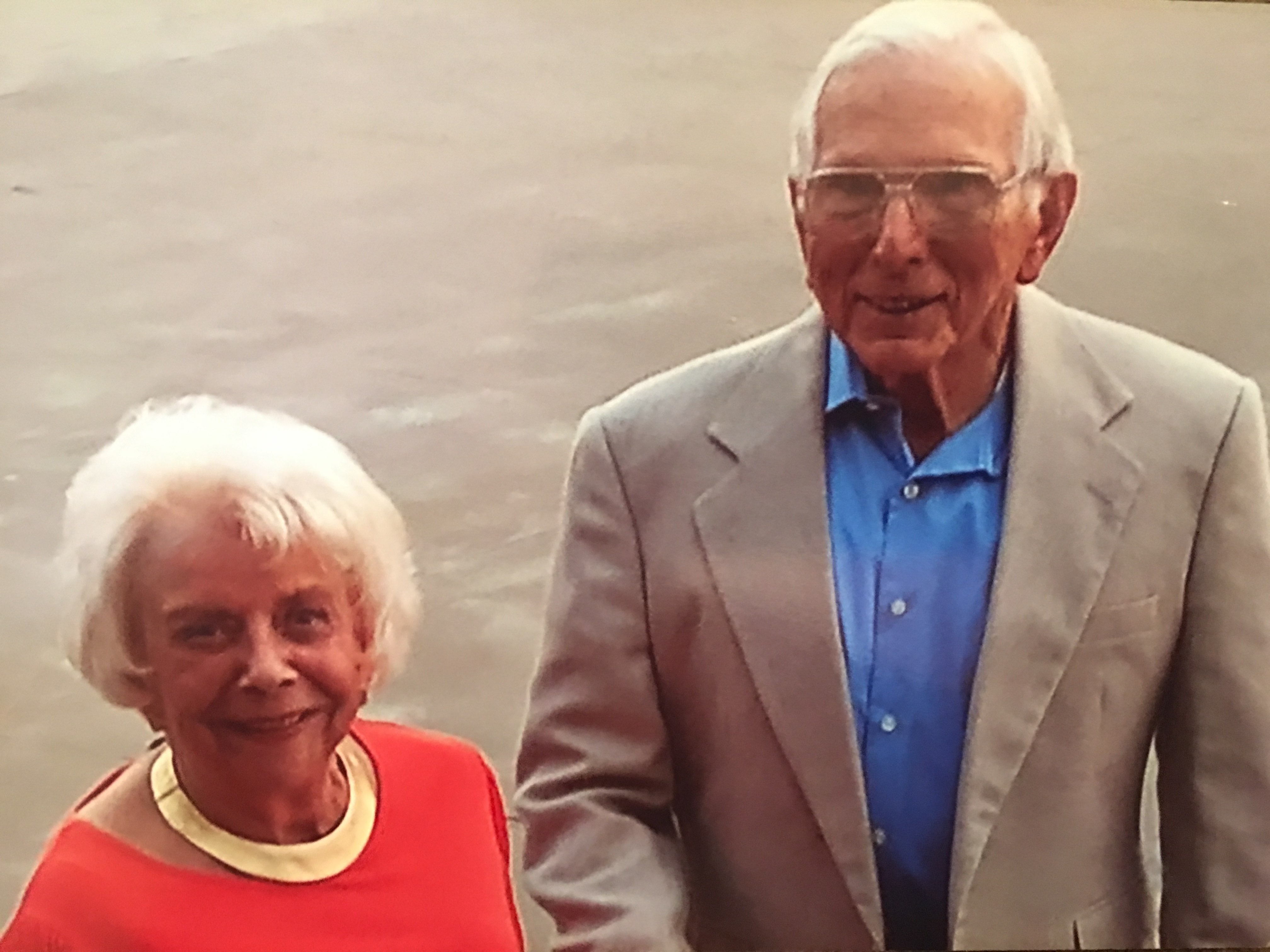 The Remarkable Story Of How 1 Couple In Their 90s Found Each Other