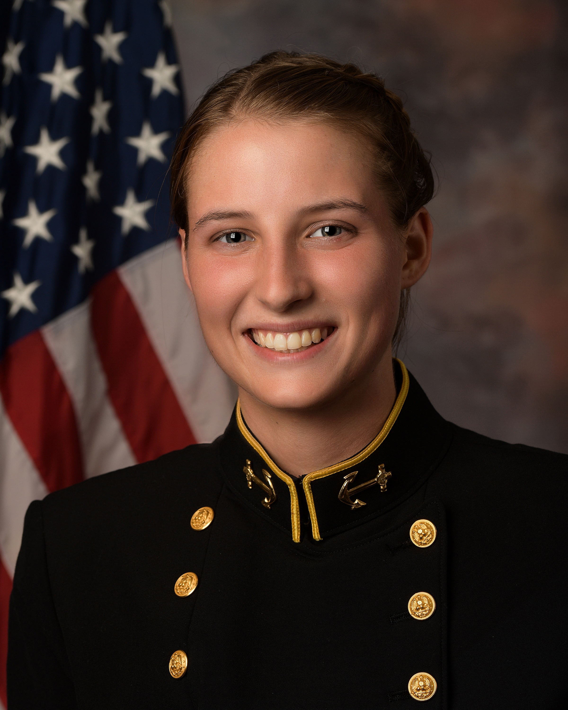 Latter-day Saint Avery Stowell plays volleyball for the United States Naval Academy.