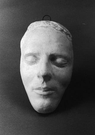 The Dibble death mask of Joseph Smith Jr.