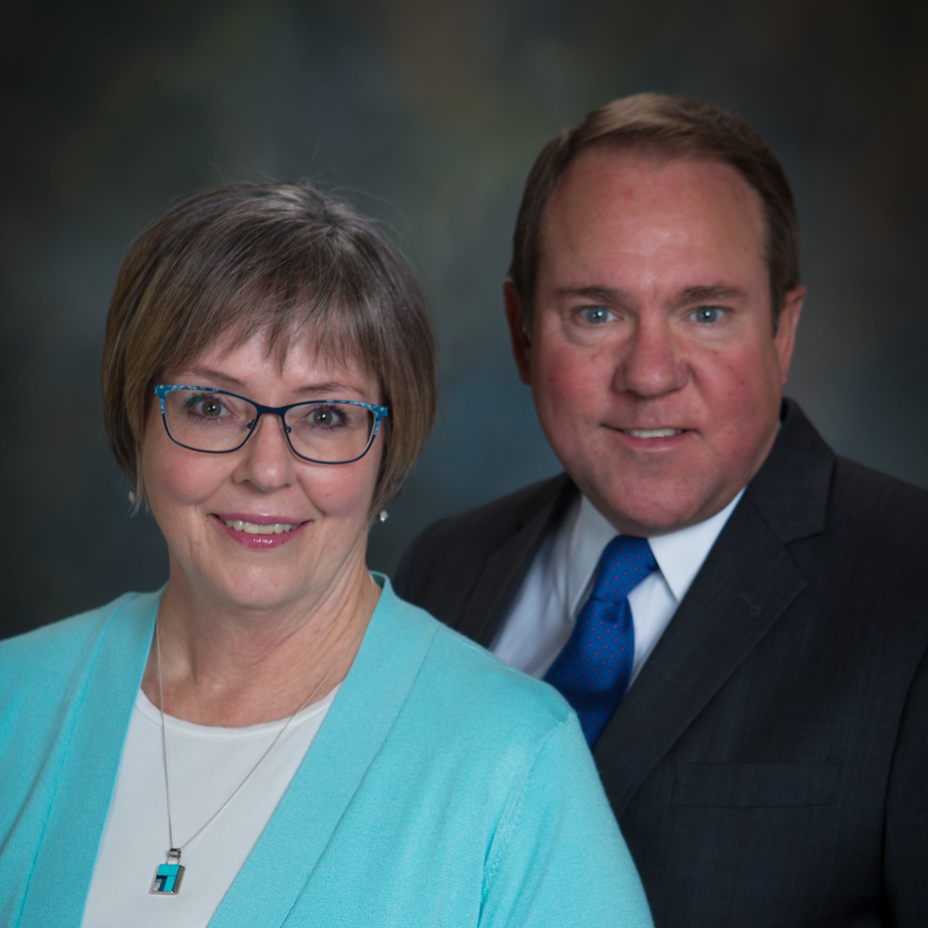 Shirley A. and Brad W. Kirk