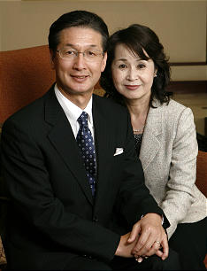 Elder Kazuhiko Yamashita and Sister Tazuko Yamashita both converted to the Church in their youth and have served faithful for more than 40 years.