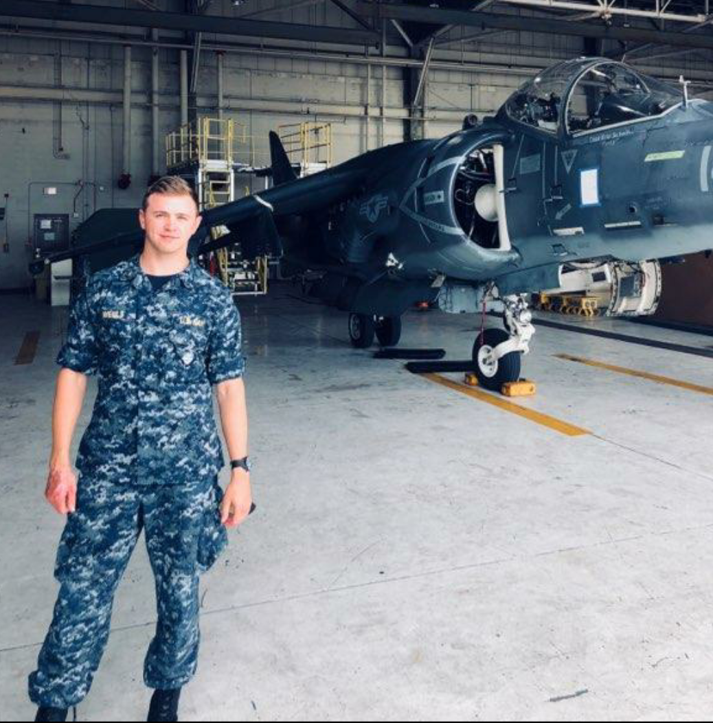 United States Military Academy Midshipman Mason Wells plans to become a military aviator following graduation.