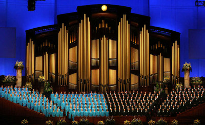 Golden Days, A Celebration of Life, in honor of President Thomas S. Monson's 85th birthday in the Conference Center in Salt Lake City on Friday, Aug. 17, 2012.