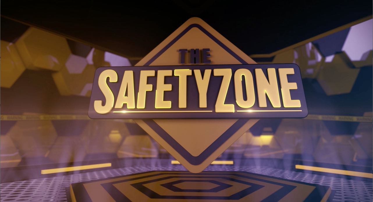 "The ""SafetyZone"" studio logo for the Church's new series of missionary safety videos, which was released March 1, 2019."