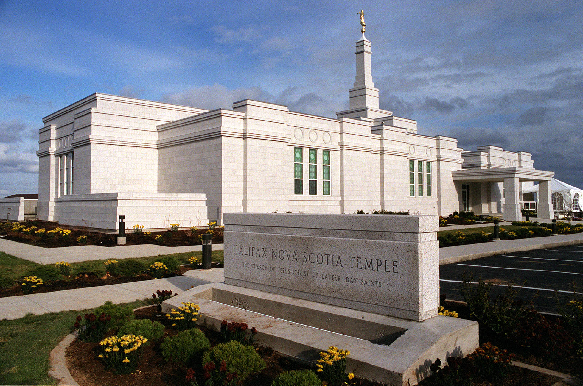 Halifax Nova Scotia Temple