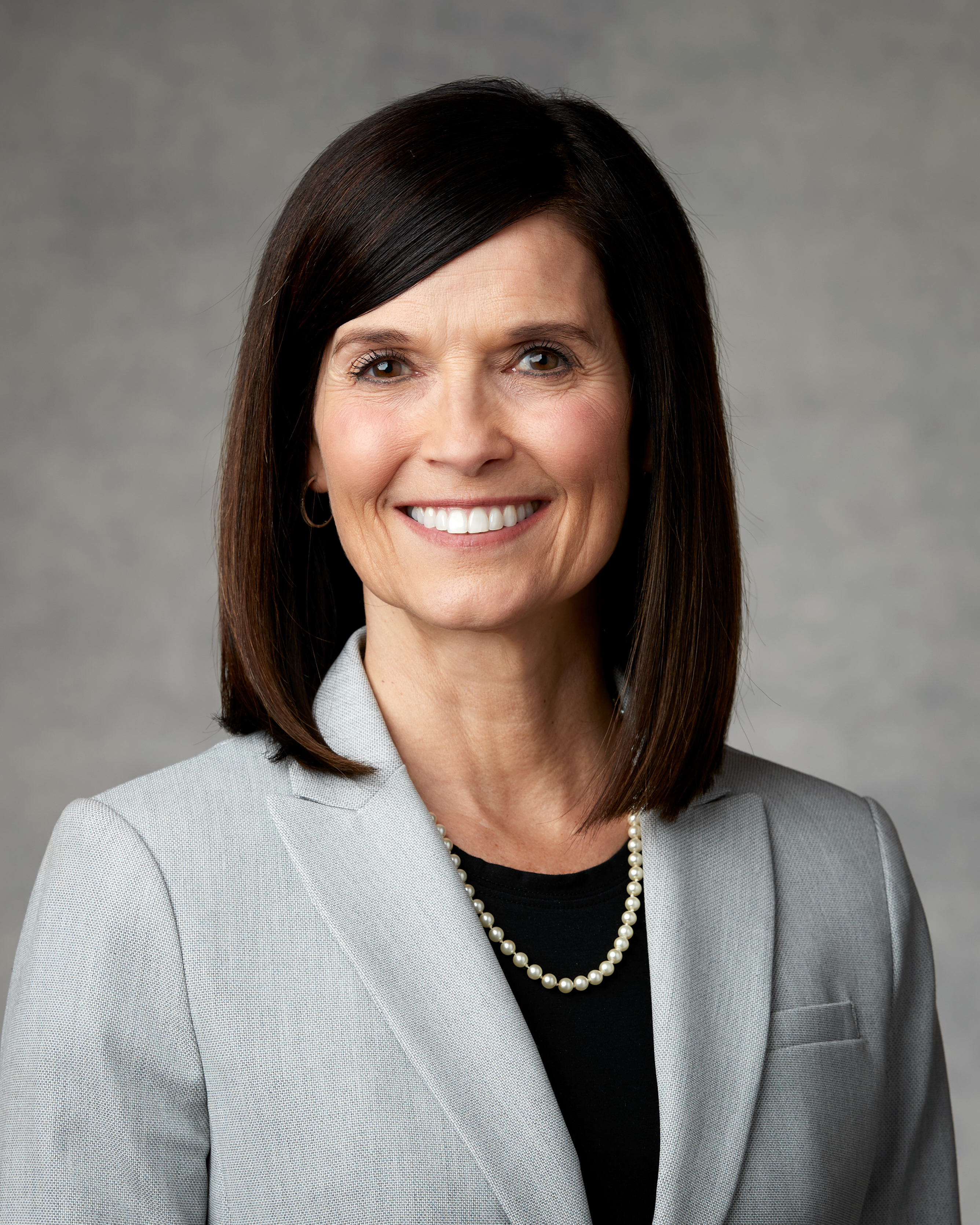 Sister Becky Craven, second counselor in the Young Women general presidency