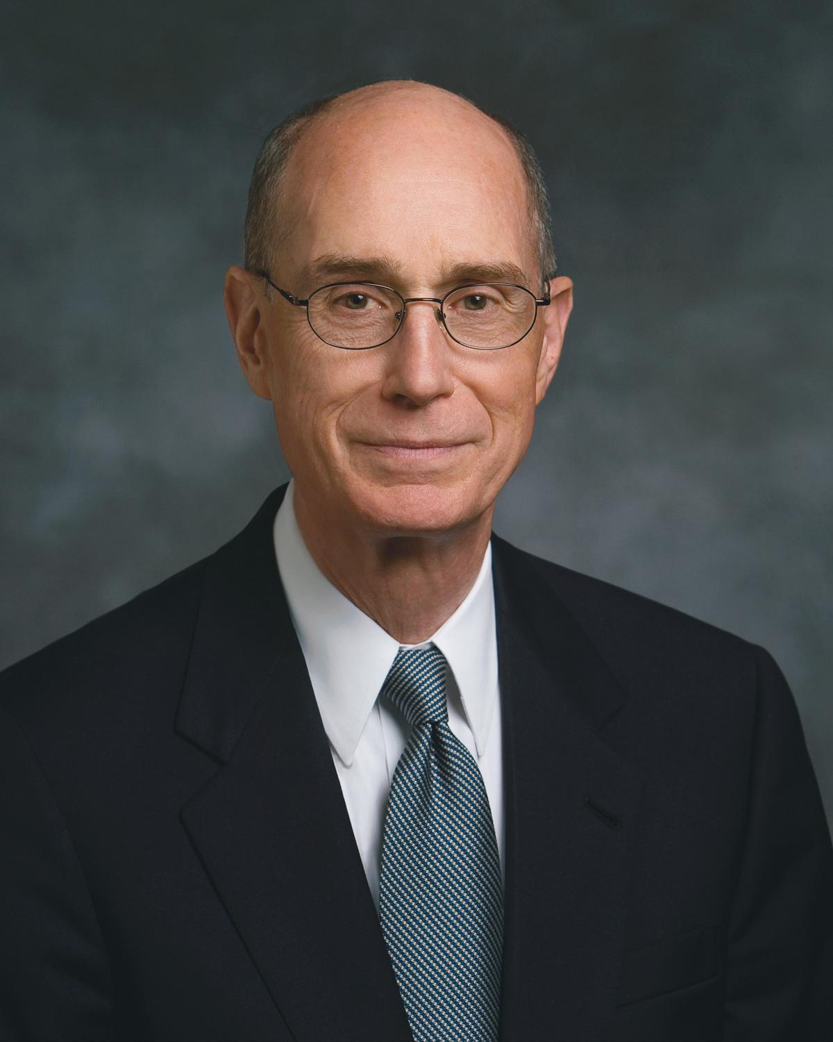 President Henry B. Eyring, second counselor in the First Presidency