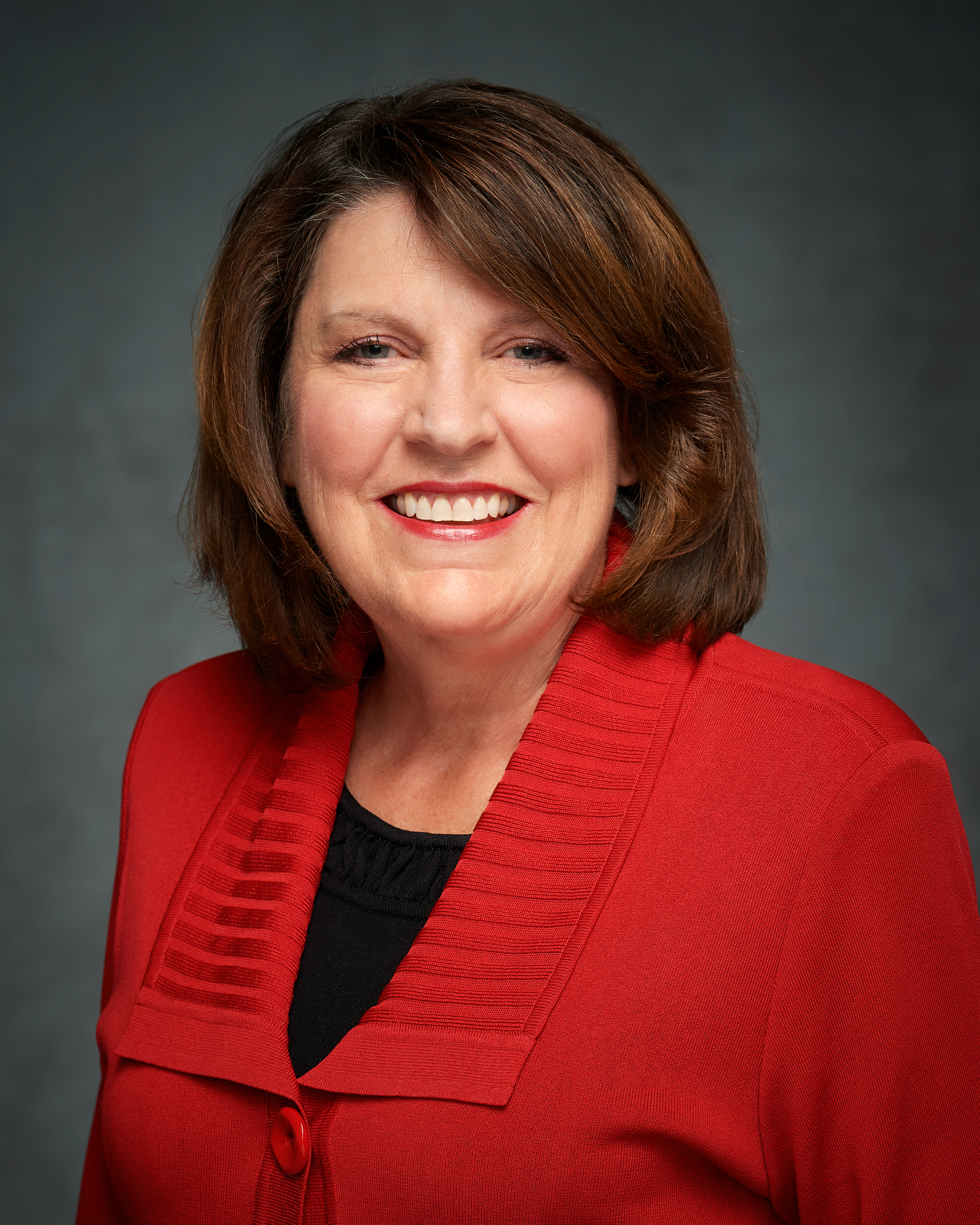 Vicki G. Jackman of the Young Women general board.