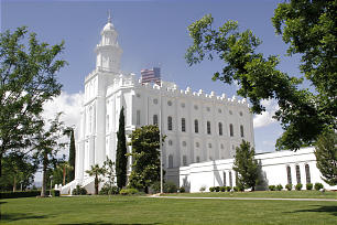St. George Temple was dedicated in 1877 and is today the oldest continually operating temple in the Church.