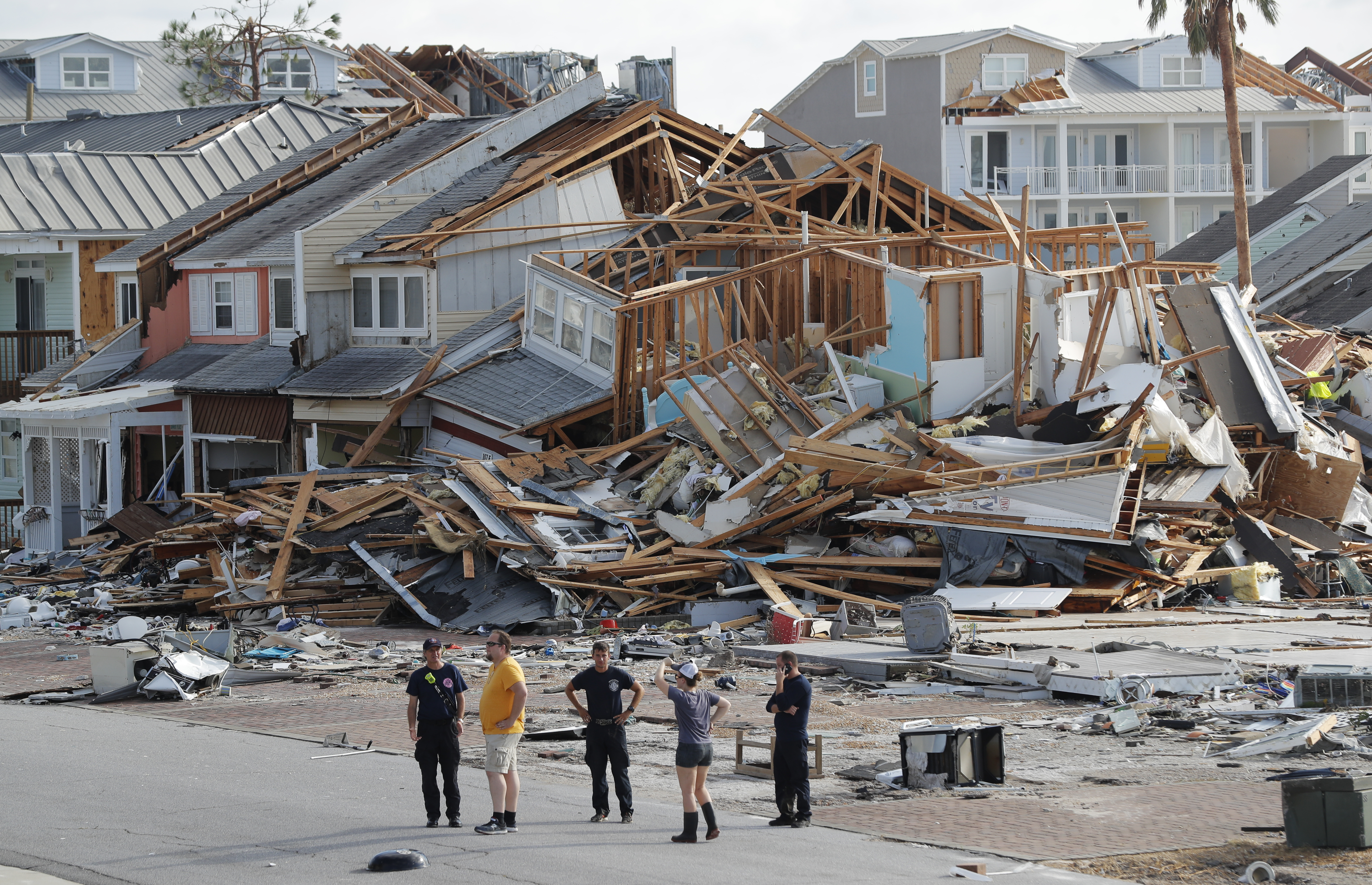 Storm Savvy Area Seventy In Florida Staggered By Hurricane Michael S Destructive Force Church News