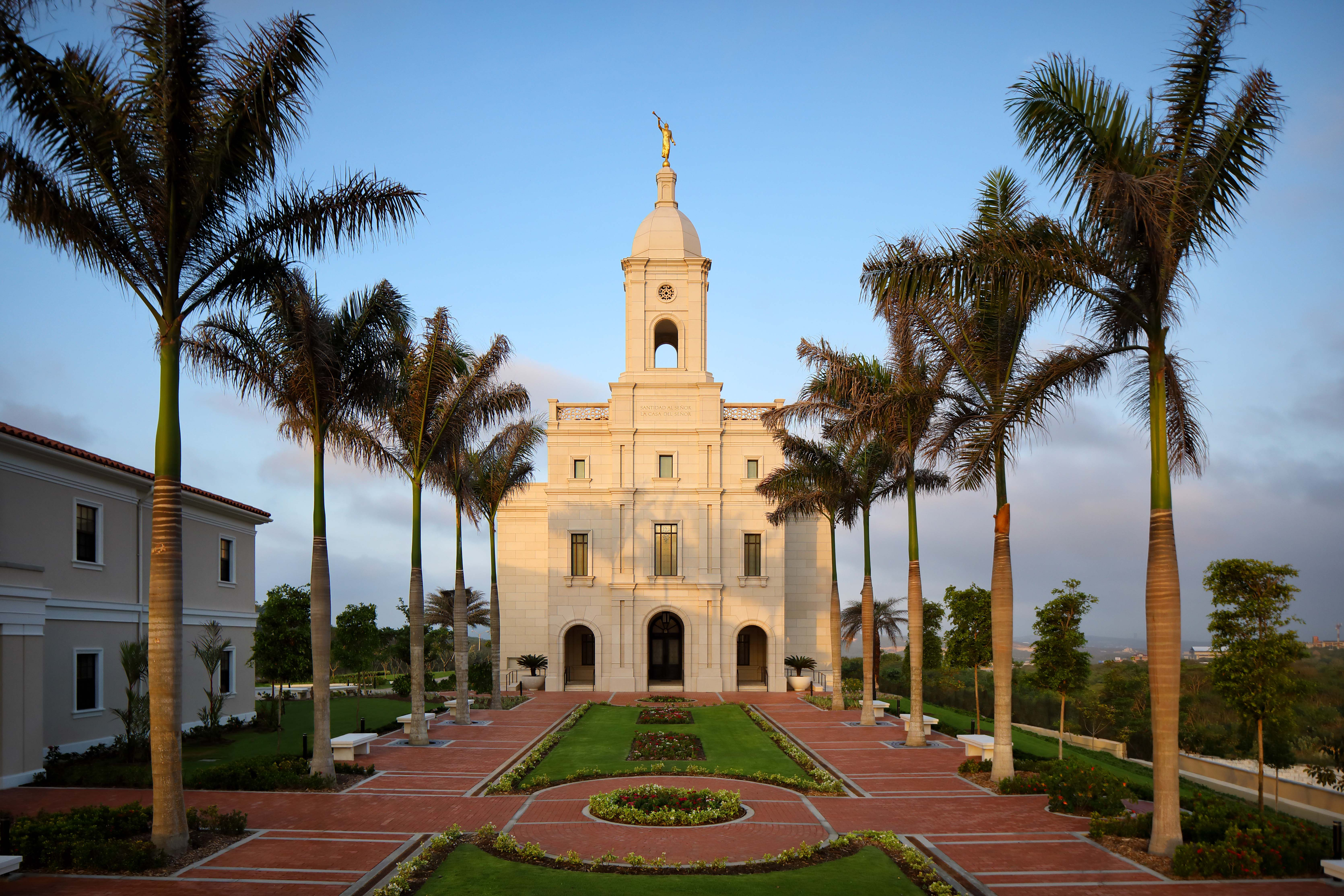 Read The Dedicatory Prayer Of The Barranquilla Colombia