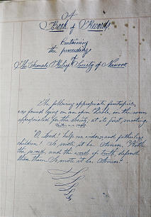 The original minutes from the organization and beginning of the Relief Society in Nauvoo will be on display at the Church History Library for an exhibit featuring artifacts and documents from Relief Society History.