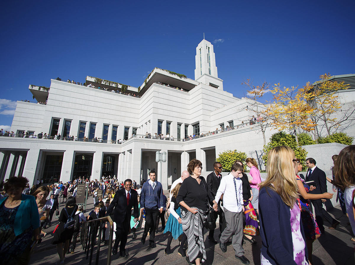 General conference is a semiannual gathering of The Church of Jesus Christ of Latter-day Saints.
