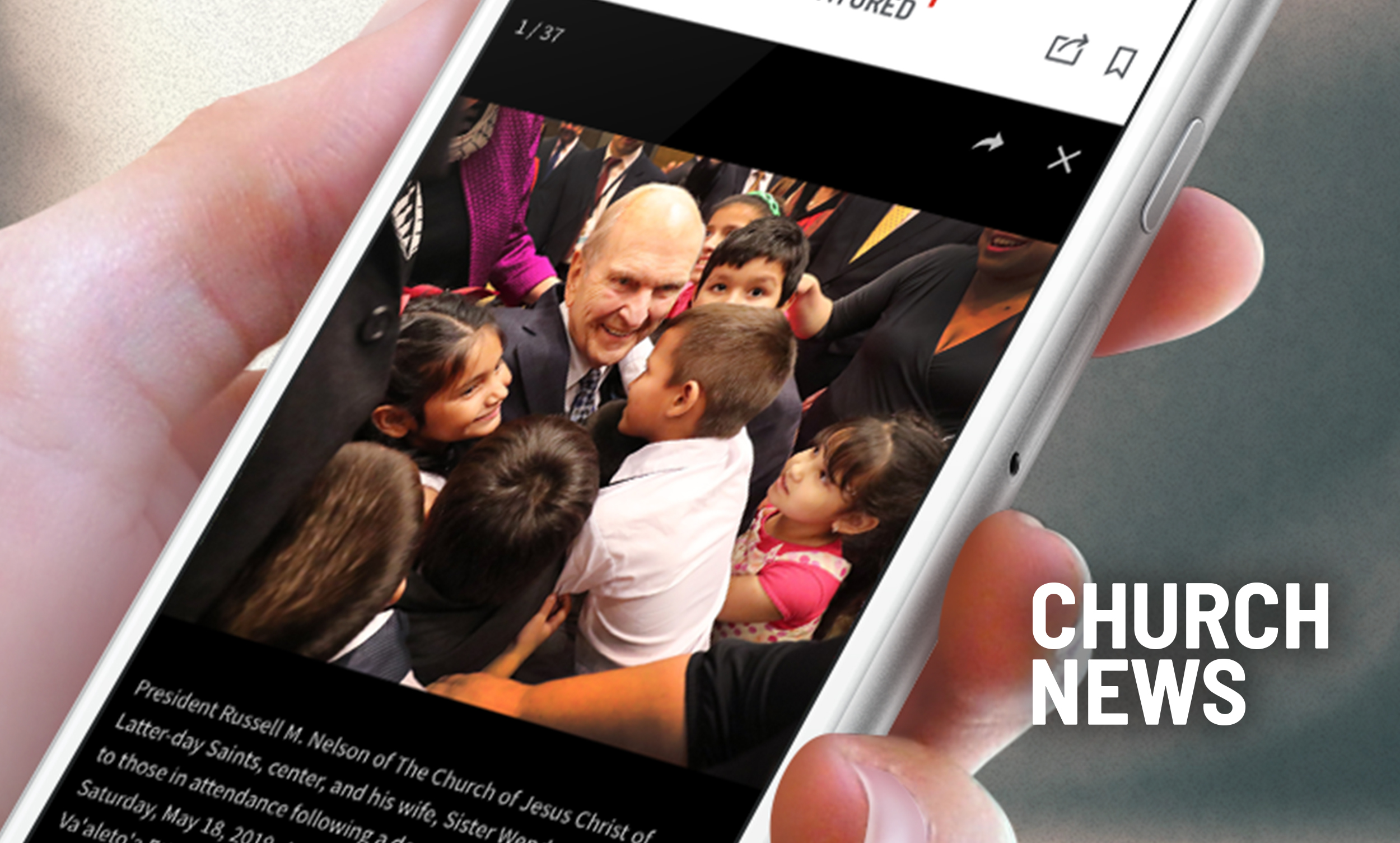 The Church News website and app have been launched in Spanish and Portuguese.