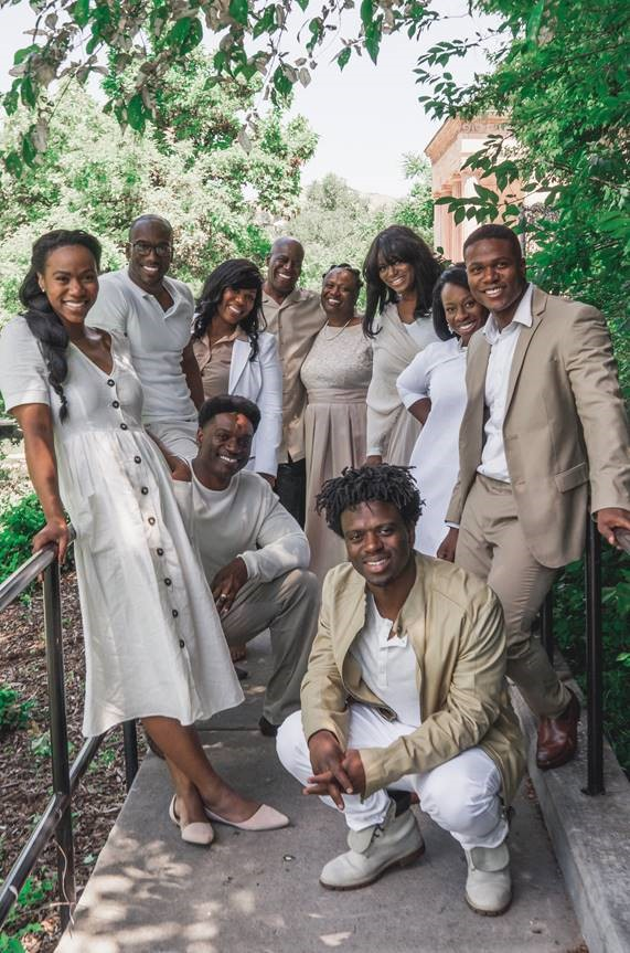 The Bonner Family consists of eight Bonner siblings and their parents, all talented vocalists, who perform and record together. They will perform during President Nelson's birthday celebration on Sept. 6, 2019.
