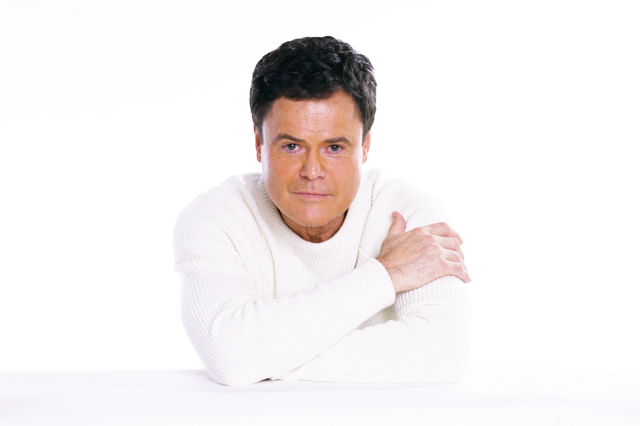 Donny Osmond, a versatile singer, dancer, actor, recording producer and TV star, will perform during President Nelson's birthday celebration on Sept. 6, 2019.