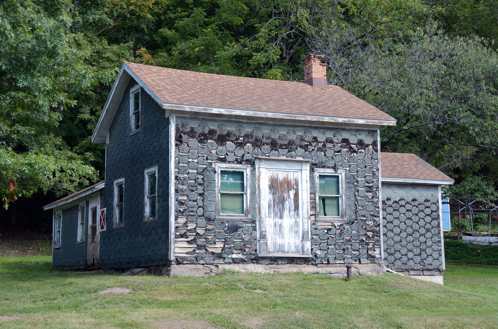 A newly identified home where Brigham Young lived for four years.