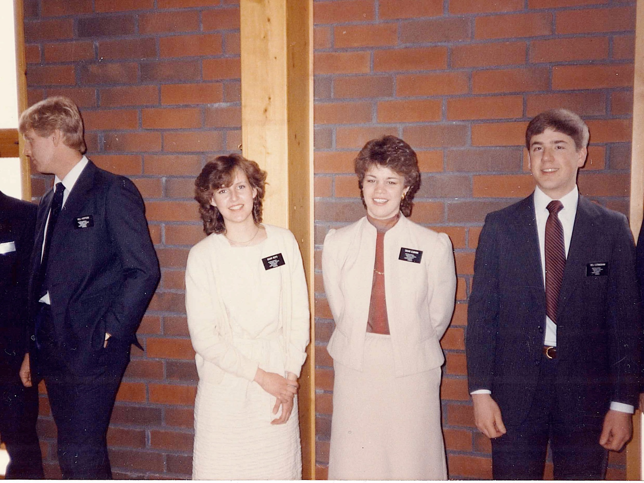 Sister Sharon Eubank of the Relief Society general presidency served a mission in Finland in the 1980s.