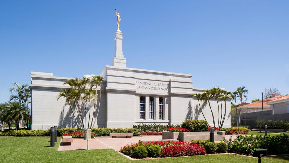 The Asuncion Paraguay Temple was rededicated on Nov. 3, 2019, by Elder D. Todd Christofferson.