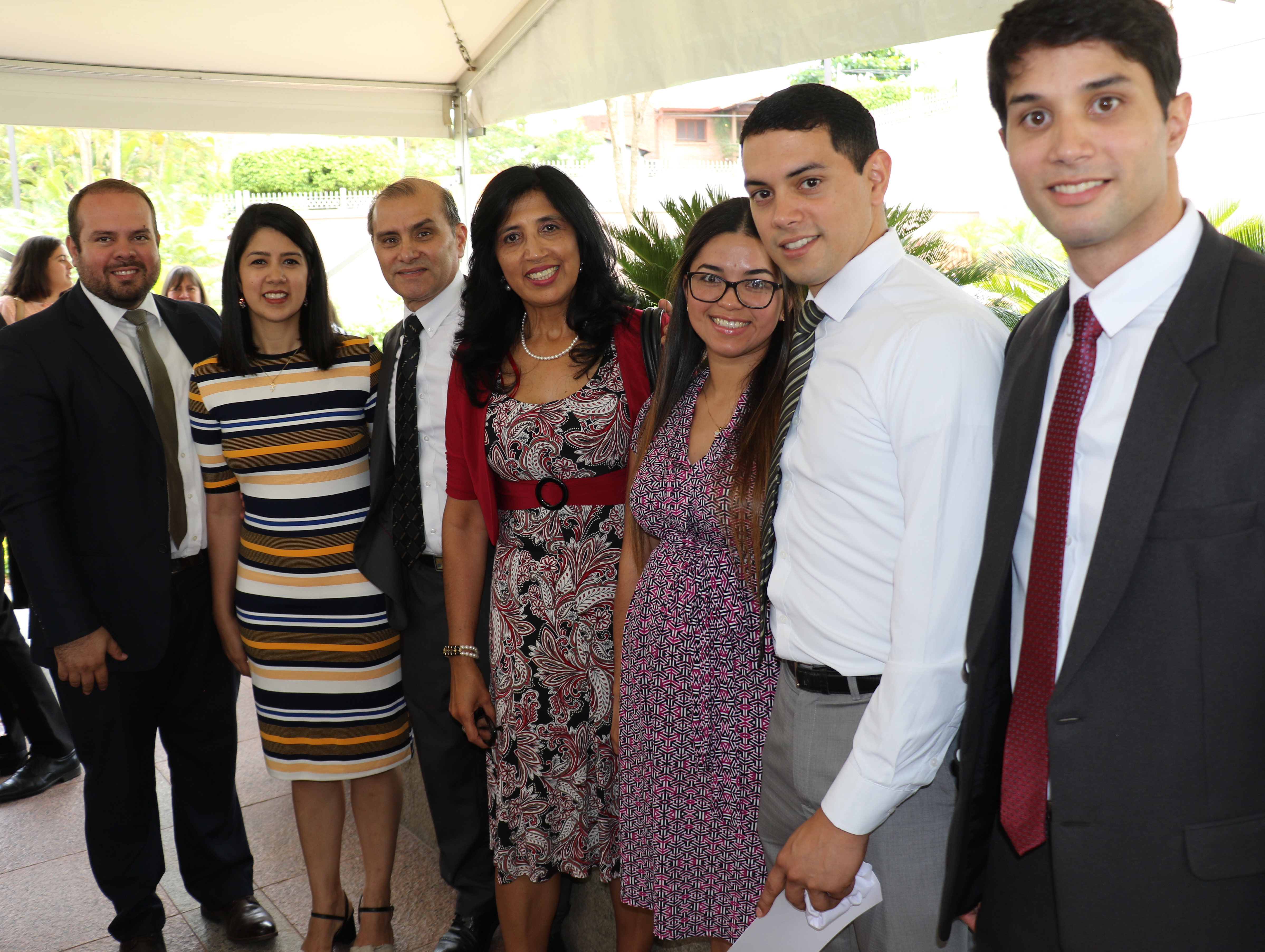 The Maluff-Cañete family are emblematic of the multi-generational Latter-day Saint families found in Paraguay.