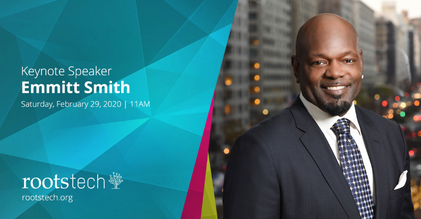 Emmitt Smith will be a keynote speaker at Family Discovery Day.