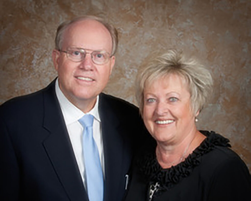 Donald J. and Jacquelyn K. Keyes