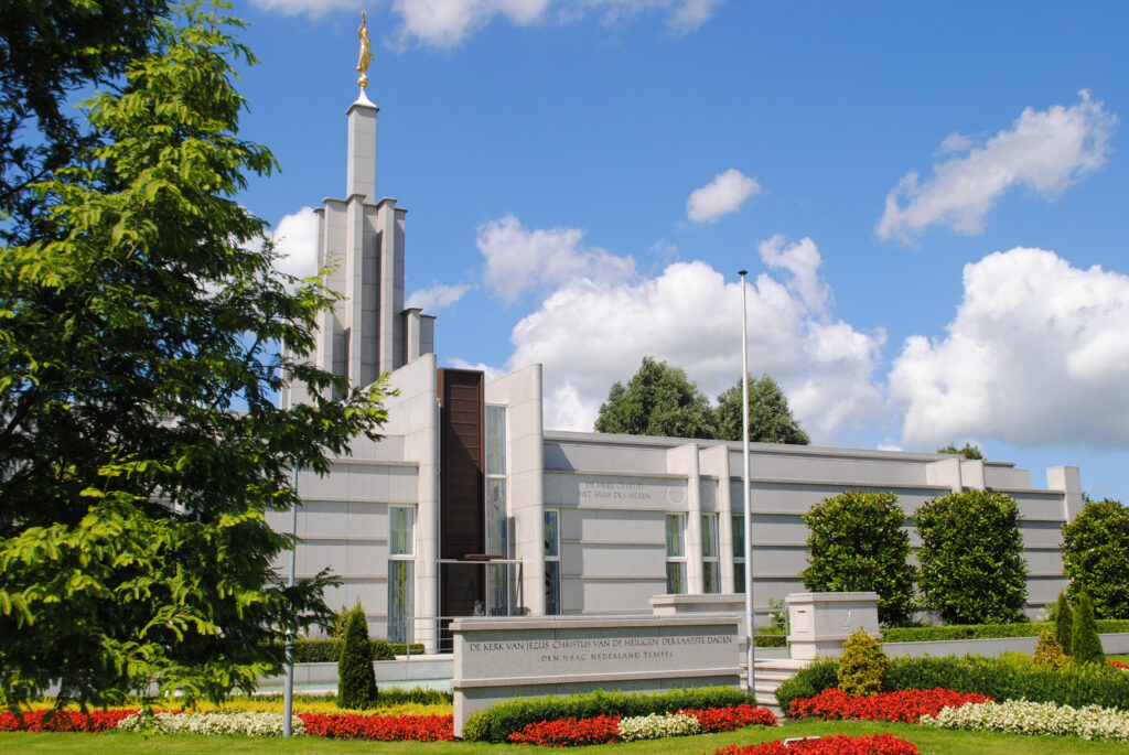 The Hague Netherlands Temple.