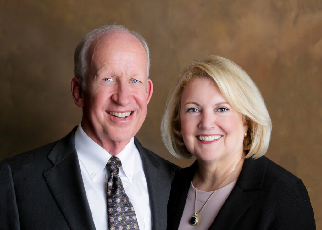 Clayton F. and Marla P. Foulger