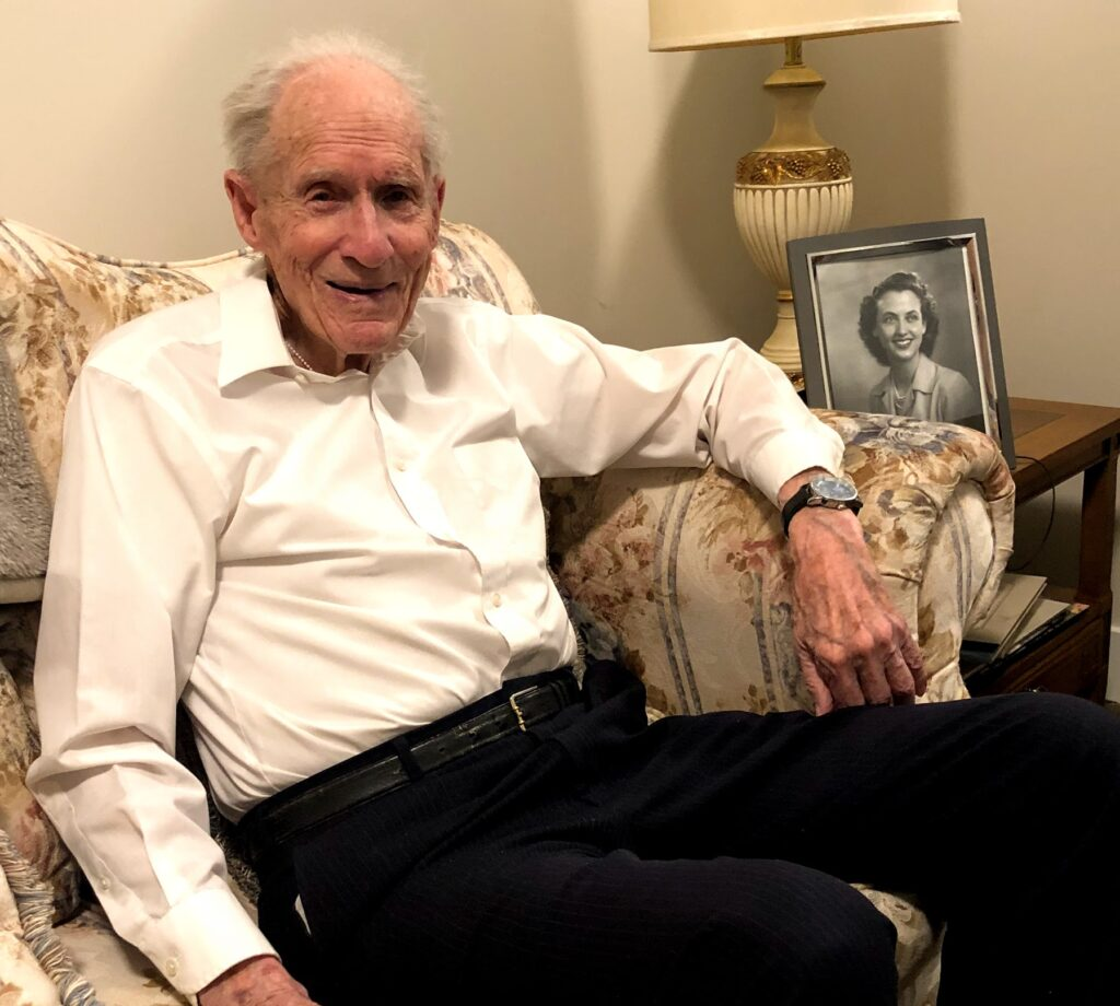 Dr. Lloyd Hicken, pioneering medical doctor in Bountiful, turned 102 in April 2020.