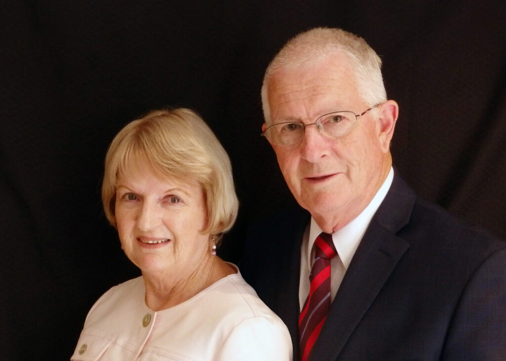 Christine D. and Michael A. Roberts
