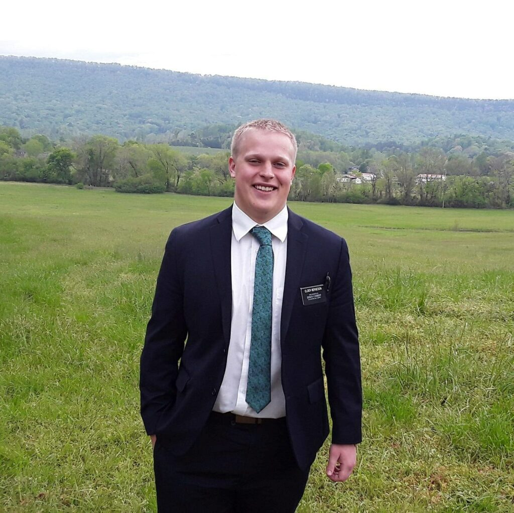 Elder McKay Jamin Bergeson, of Bountiful, Utah, assigned to serve in the Tennessee Knoxville Mission, was killed in a car-bicycle accident in Georgia on May 16, 2020.