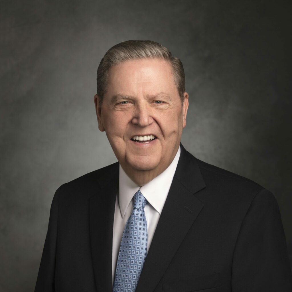 Elder Jeffrey R. Holland of the Quorum of the Twelve Apostles.