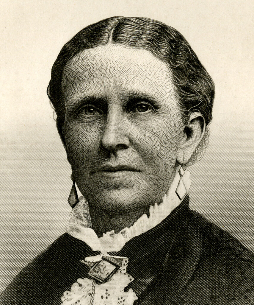 Jane Snyder Richards was the wife of Apostle Franklin Dewey Richards.