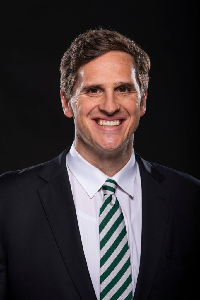 UVU Mens Basketball Coach Mark Madsen served a mission to Spain prior to enjoying a long professional career in the playing and coaching ranks.