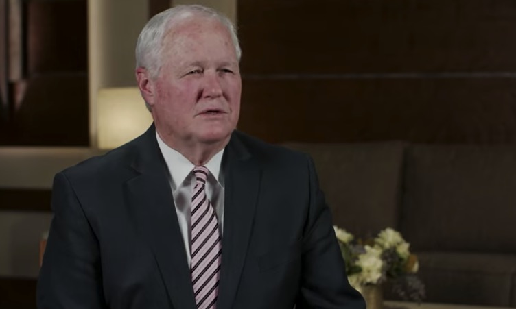 Elder Anthony D. Perkins, a General Authority Seventy, talks about the latest updates to the General Handbook in a video released Dec. 18, 2020.