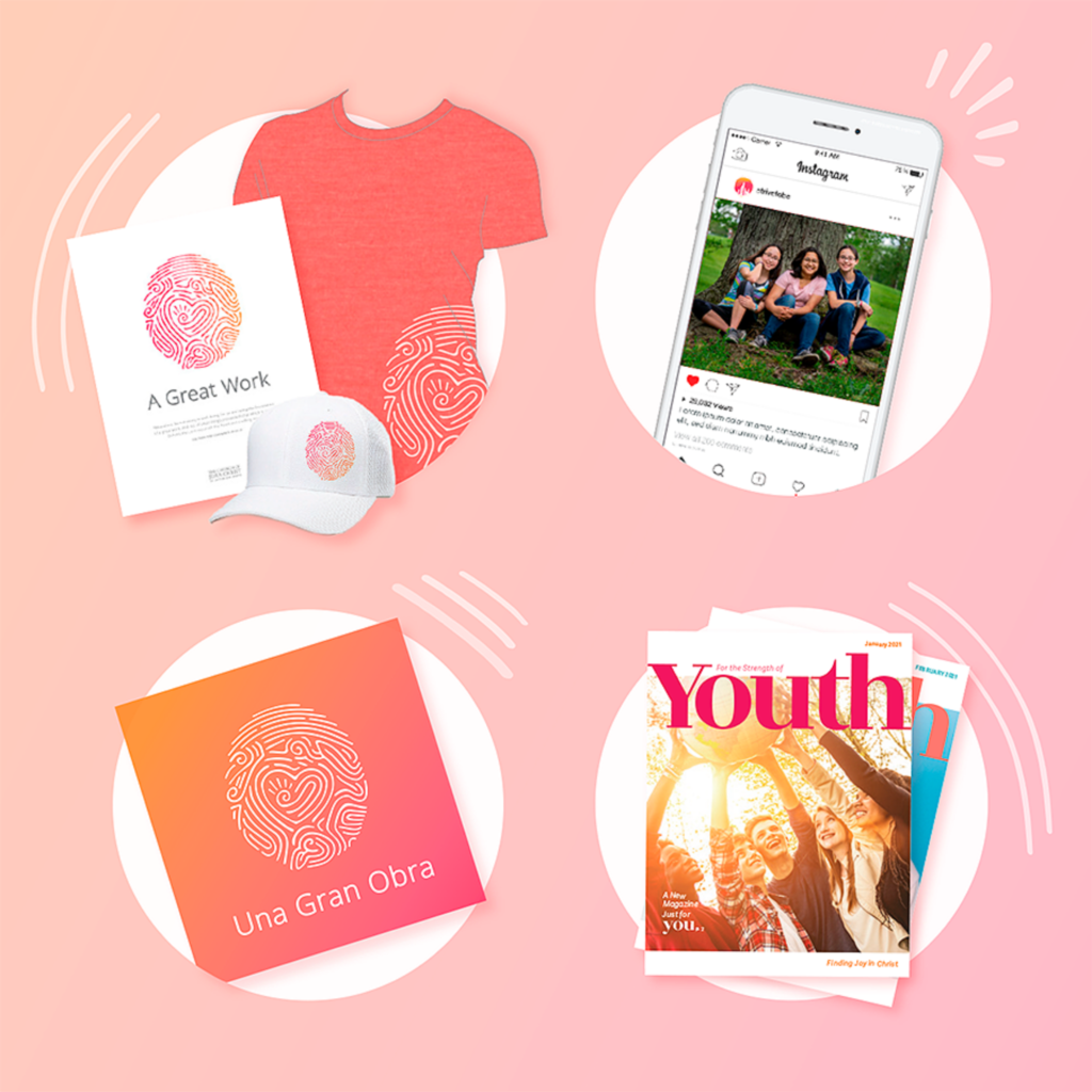 Resources to support the 2021 youth theme are now available youth.churchofjesuschrist.org.