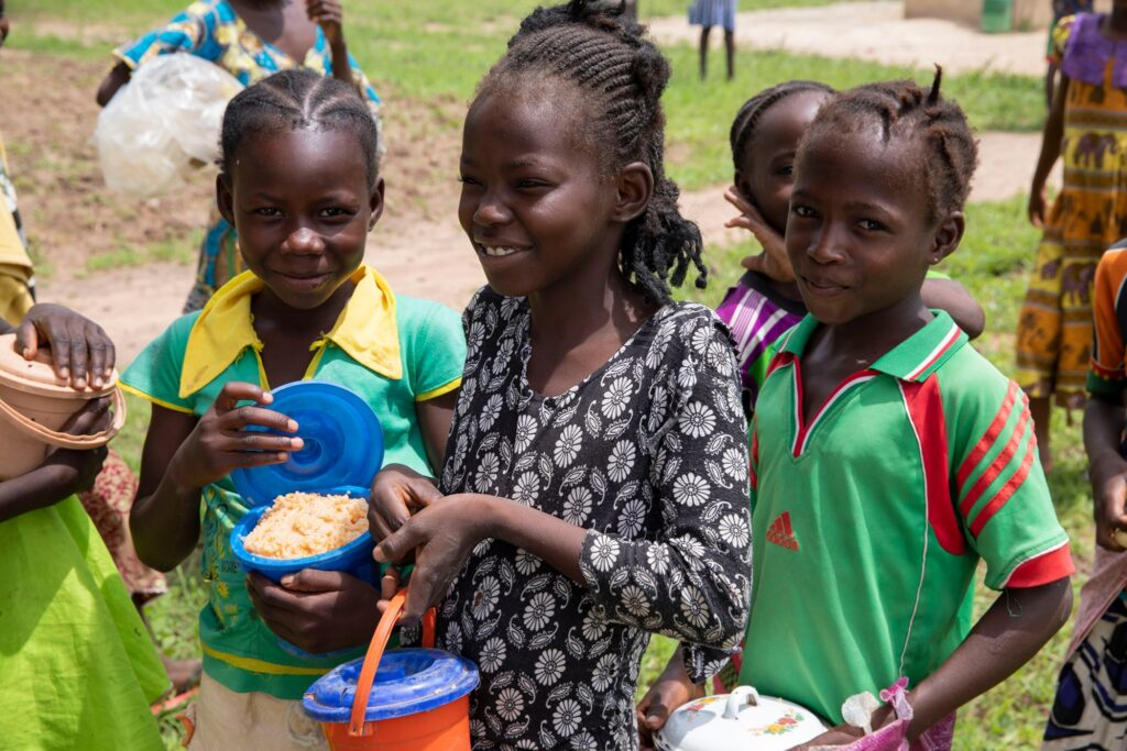 Latter-day Saint Charities is helping fund Convoy of Hope's school feeding programs in several developing countries, according to a Feb. 3, 2021, Newsroom press release.