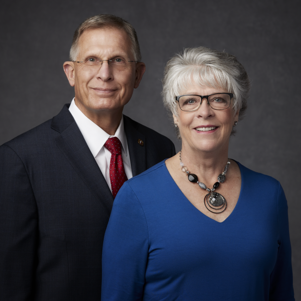 Theodore W. Parsons III and Kathryn H. Parsons