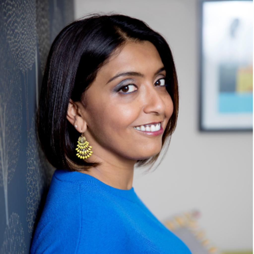 Sunetra Sarker, known for her appearances on British television, is a keynote speaker at RootsTech Connect in February 2021.