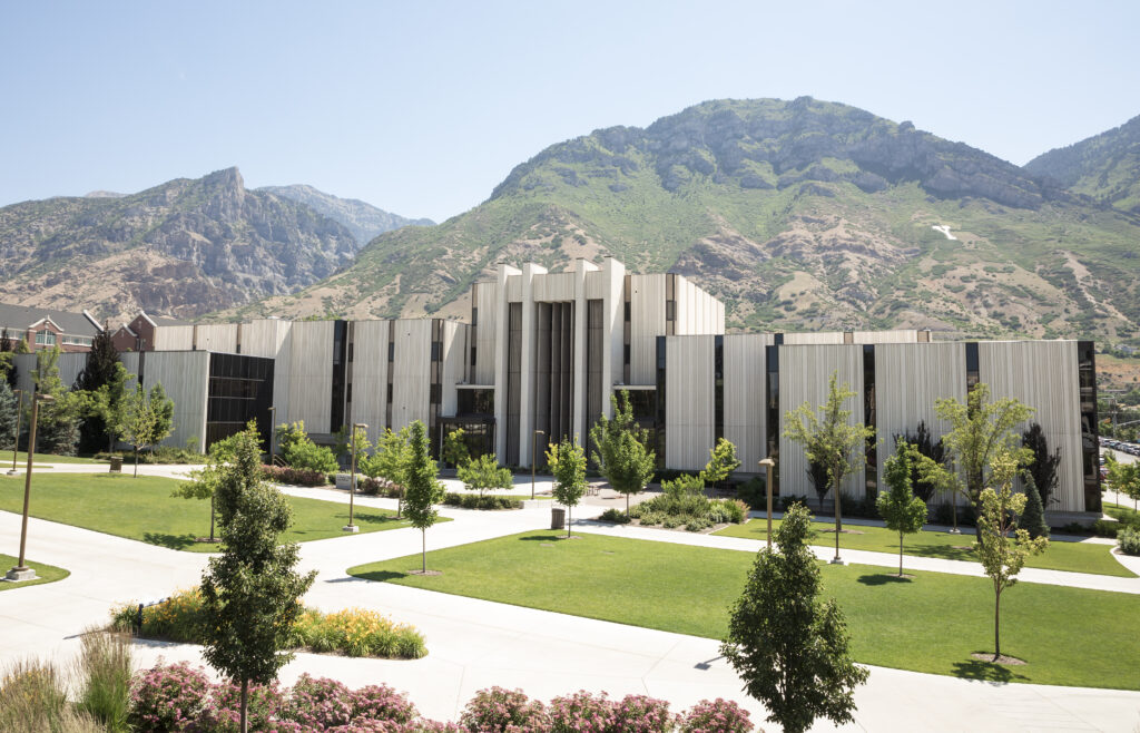 Brigham Young University's J. Reuben Clark School of Law is fast approaching its 50th birthday.
