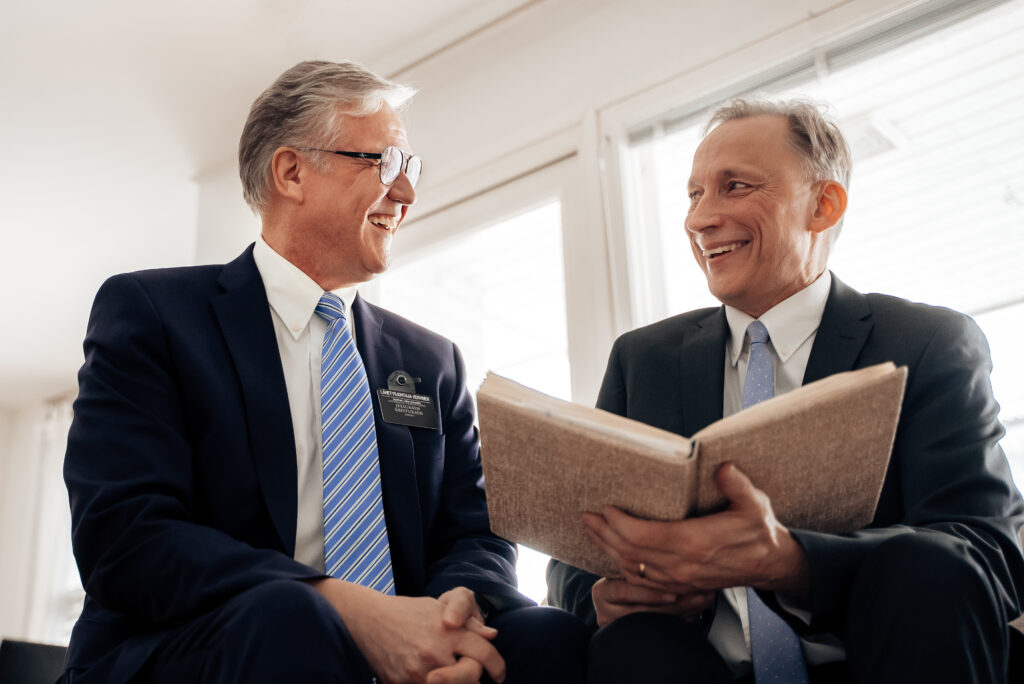 Former mission companions Ismo Määttä and Ville Kervinen reminisce on their time serving together in Helsinki, Finland, from 1980 to 1982.